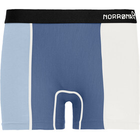 Norrøna Wool Underwear Women beige/blue